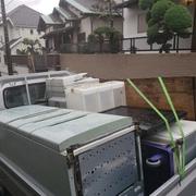 不用品回収の作業実例