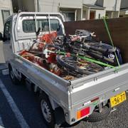 不用品回収の作業実績 横浜市神奈川区