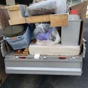 不用品処分の作業実績 横須賀市