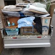 不用品回収の作業実績 横浜市金沢区