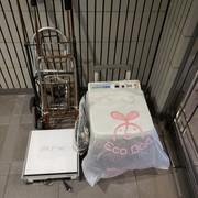 不用品回収の作業実例 横浜市南区