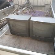 テレビ回収の作業実績 横浜市港南区