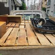不用品回収の作業実績 新宿区