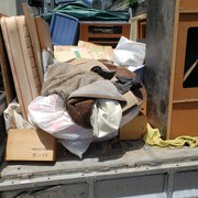 横浜市保土ヶ谷区 不用品処分の作業実績