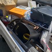 不用品処分の作業実績 横浜市中区