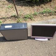 パソコン回収の作業実績 横浜市青葉区