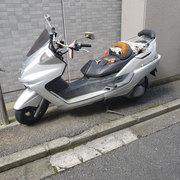 オートバイの回収実績 横浜市港南区