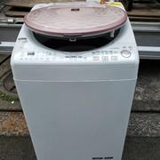 洗濯機回収の作業実績 横浜市戸塚区