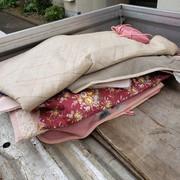 不用品処分の作業実績 横浜市金沢区