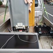 不用品回収の作業実績 横浜市磯子区