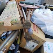不用品回収の作業実績 横浜市港南区