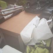 不用品回収の作業実績 横浜市南区