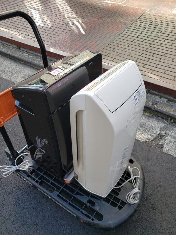 不用品処分の作業実績 横浜市南区5